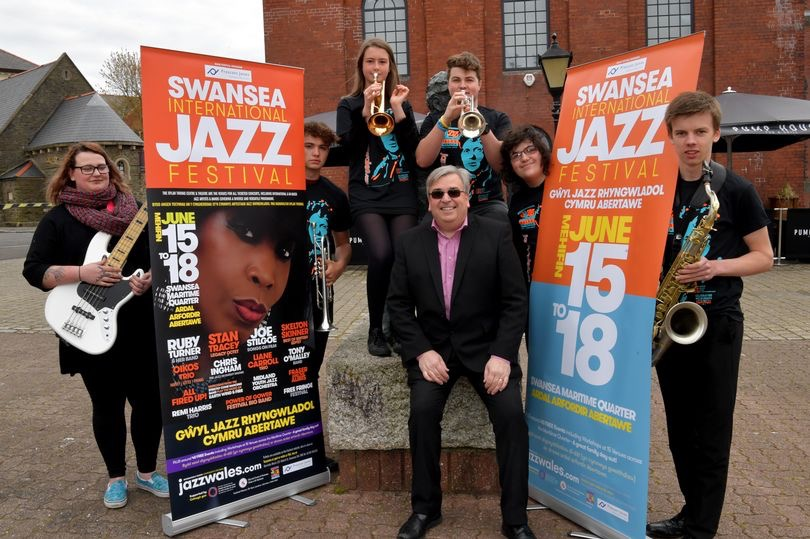 Swansea International Jazz Festival 15th-18th June