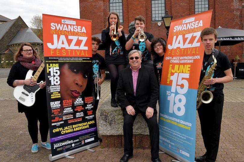 Swansea International Jazz Festival 15th-18th June
