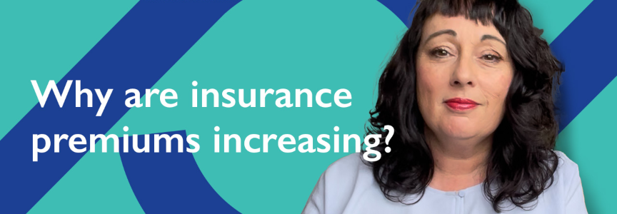 Why are insurance premiums increasing? – video