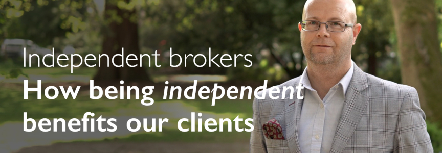 What does being an 'independent' broker mean? – video