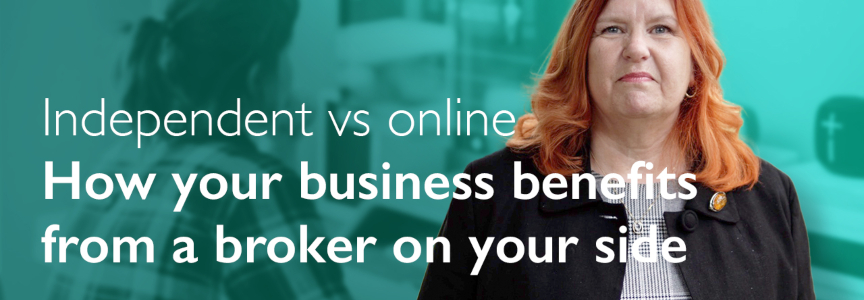 How your business benefits from an insurance broker on your side – video